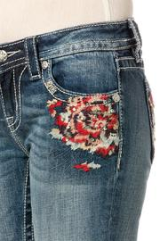 Miss Me Sweet Rose Skinny - Other