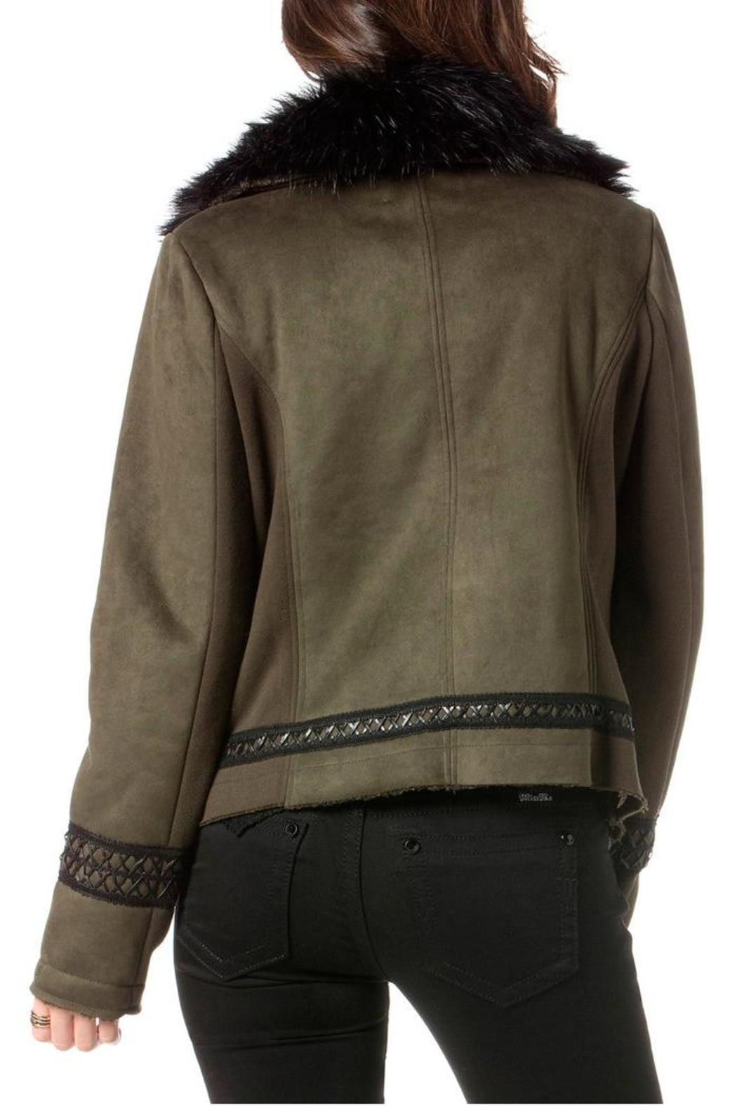 e3b29ea1203 Miss Me Viking Jacket from New York by Luna — Shoptiques