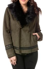 Miss Me Viking Jacket - Front cropped