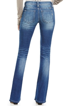 Miss Me Whiskered Mid Rise Jeans - Alternate List Image