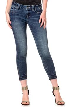 Shoptiques Product: Cropped Skinny Jeans