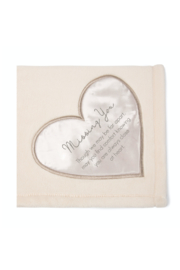 Pavilion Gift Missing You Blanket - Product Mini Image