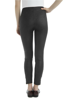 Lyssé Mission Legging with stitching detail - Alternate List Image