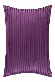 Missoni Coomba Purple Pillow - Front cropped