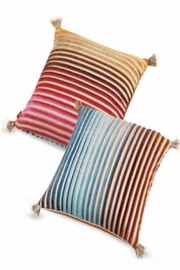Missoni Jacaranda Pillow 12x12 - Product Mini Image