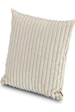 Missoni Rabat Cream Pillow - Alternate List Image