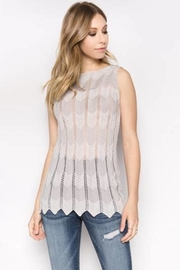 M. Rena Missoni Sweater Tunic - Product Mini Image