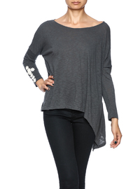 Missy Robertson Ali Cross Top - Front cropped