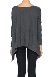 Missy Robertson Ali Cross Top - Back cropped