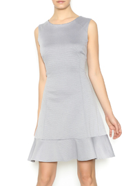 Missy Robertson Grey Dress - Front cropped