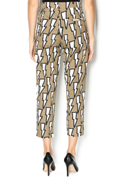 Missy Skins Lightning Bolt Print Pant - Back cropped