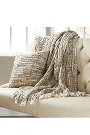 Split P Mist Chunny Throw - Front cropped