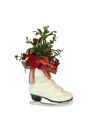Ganz Gifts Mistletoe Iceskate Ornament - Product Mini Image