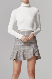 Hansen and Gretel Misty Check Skirt - Product Mini Image