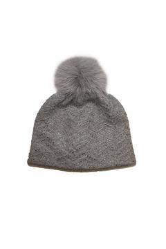 Shoptiques Product: Fox Pom Hat