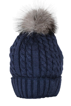 Shoptiques Product: Pom Pom Hat