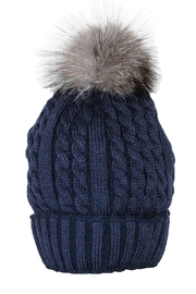 Mitchies Matching Pom Pom Hat - Product Mini Image