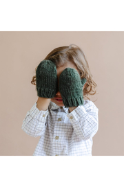 The Blueberry Hill Mittens - Side cropped