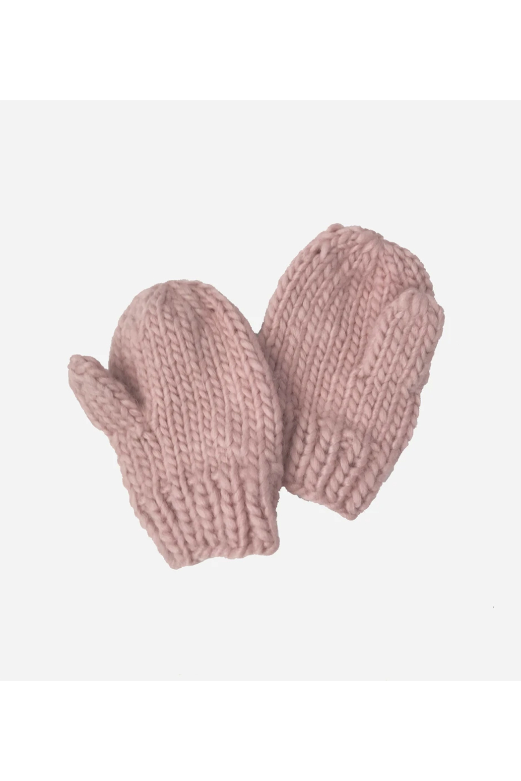 The Blueberry Hill Mittens - Front Cropped Image