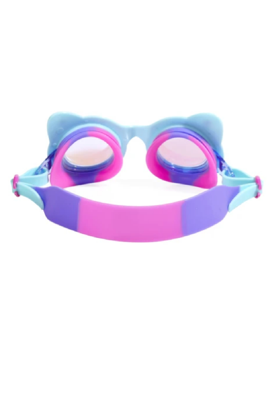 Bling20 Mittens Pawdry Hepburn Swim Goggles - Side Cropped Image