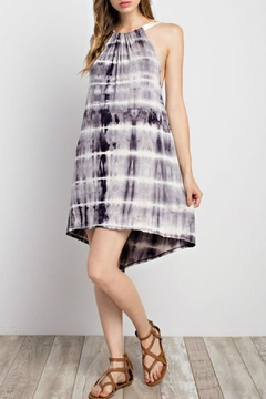 Shoptiques Product: Avery Tie Dye Dress