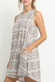 Mittoshop Aztec Flow Dress - Product Mini Image