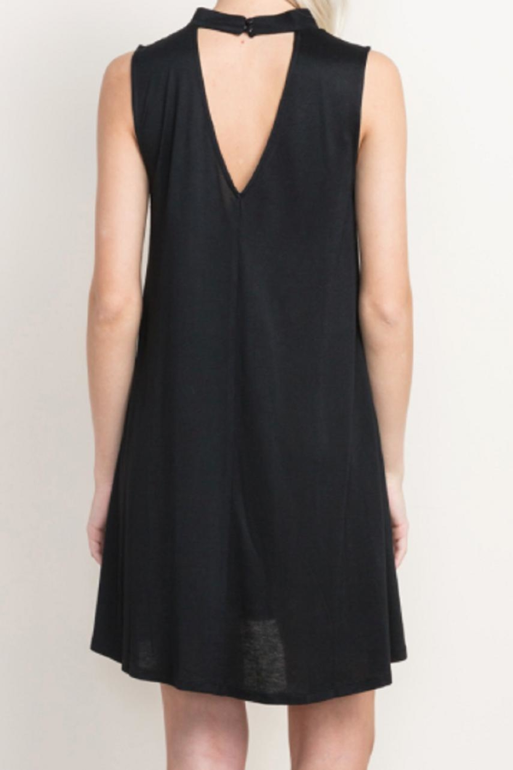 Mittoshop Bamboo Cross Dress - Front Full Image