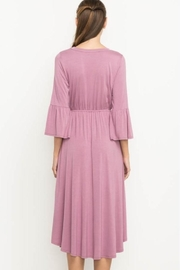 Mittoshop Bell Sleeve Dress - Other