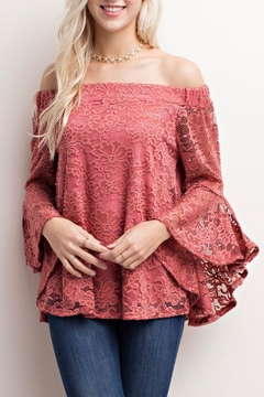 Mittoshop Bell Sleeve Top - Product List Image