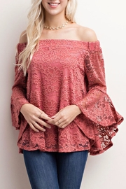 Mittoshop Bell Sleeve Top - Product Mini Image