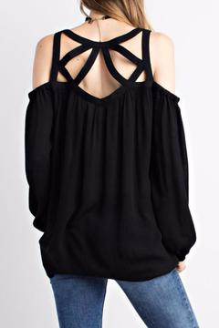 Shoptiques Product: Black Criss Cross
