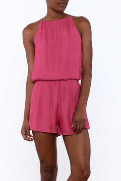 Shoptiques Product: Bright Magenta Romper