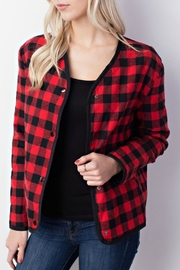 Mittoshop Buffalo Plaid Jacket - Product Mini Image