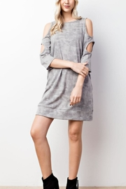 Mittoshop Coldshoulder Pocket Dress - Product Mini Image