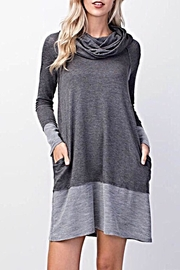 Mittoshop Cowl Neck Dress - Product Mini Image