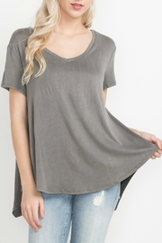Mittoshop Crisscross Back Top - Front full body