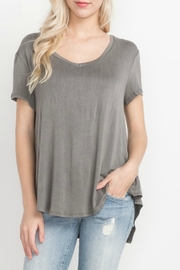 Mittoshop Crisscross Back Top - Front cropped
