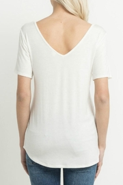Mittoshop Cross Front Shirt - Other