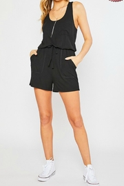 Mittoshop Danni Ribbed Romper - Product Mini Image