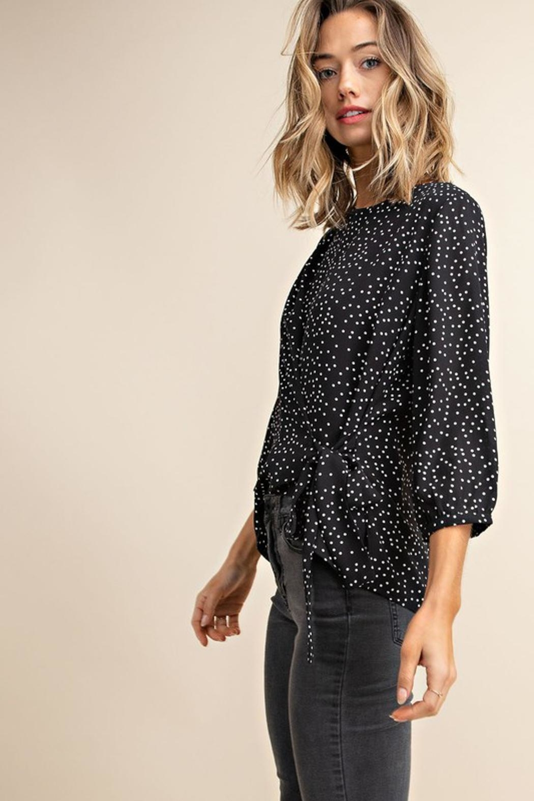 Mittoshop Dotted Blouse - Main Image