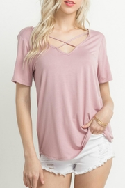 Mittoshop Dusty Pink Top - Product Mini Image