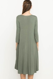 Mittoshop Everyday Dress - Side cropped