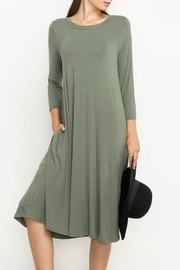 Mittoshop Everyday Dress - Front cropped