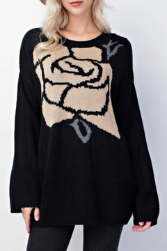Shoptiques Product: Final Rose Sweater