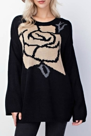 Mittoshop Final Rose Sweater - Product Mini Image