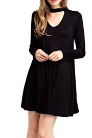 Mittoshop Flare Arm Dress - Front cropped