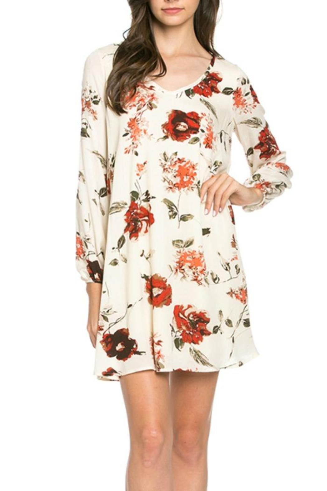 b1c165dabc Mittoshop Floral Shift Dress from Oklahoma by Sassy Sisters Boutique ...