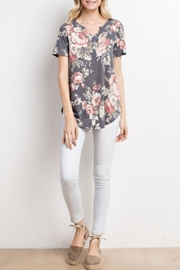 Mittoshop Floral Tee - Product Mini Image