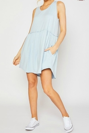 Mittoshop Hazel Babydoll Dress - Front cropped