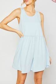 Mittoshop Hazel Babydoll Dress - Front full body